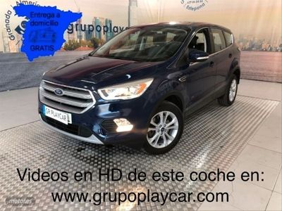 usado Ford Kuga 2.0 TDCi 110kW 4x4 ASS Vignale