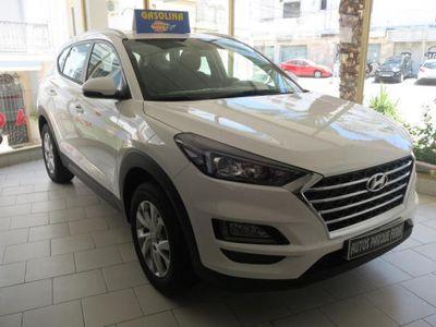 used Hyundai Tucson 1.6 GDI BD Klass 4x2