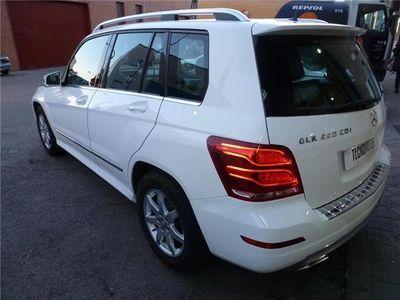 usado Mercedes GLK220 CDI BlueTec 170 4M 5p 7G-T