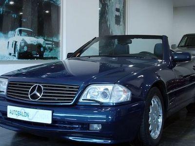 usado Mercedes SL320 MERCEDES-BENZ