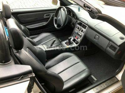 usado Mercedes SLK200 Clase SlkKompressor 163 cv en Illes Balears