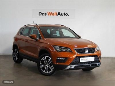 usado Seat Ateca 2.0 TDI 4Drive St&Sp Style 110 kW (150 CV)