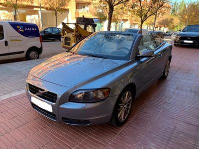 usado Volvo C70 T5 Summum-NAVI-PIEL-FULL-POCOS KMS-IMPECABLE-
