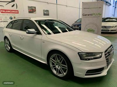 usado Audi S4 Avant 3.0 TFSI 333cv quattro S tronic