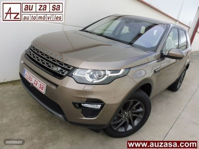 usado Land Rover Discovery SD4 4WD HSE AT