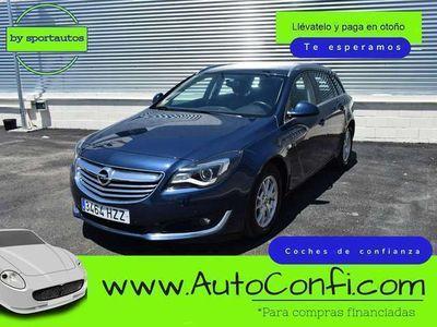 usado Opel Insignia InsigniaST 2.0CDTI ecoF. S&S Business 140