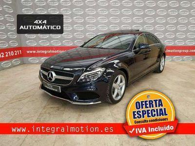 usado Mercedes CLS250 CLS ClaseBT 4M Aut.