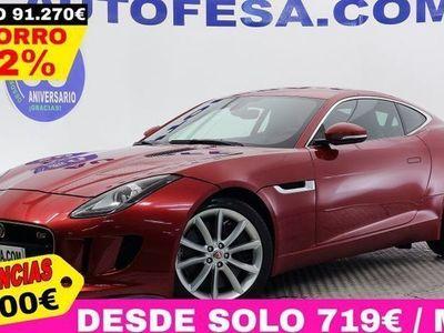 usado Jaguar F-Type Coupé 3.0 V6 S 380cv Auto S/S 3p del 2016