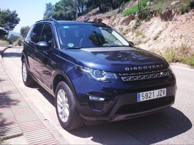 usado Land Rover Discovery 2.0L TD4 110kW 150CV 4x4 SE