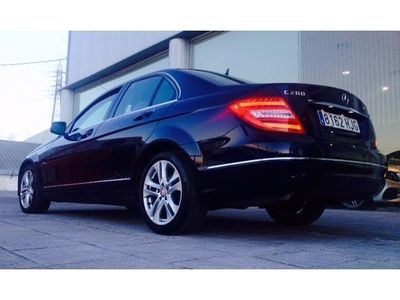 "usado Mercedes C200 CDI BE Avantgarde 7G Plus ""SENSACIONAL"""