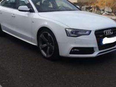 usado Audi A5 Sportback 2.0TDI Multitronic