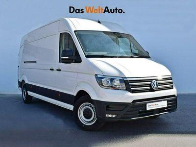 usado VW Crafter Furgón 2.0TDI SCR 35 BL L4H3 103kW