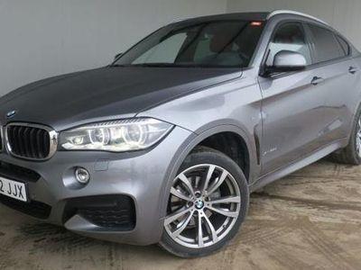 usado BMW X6 Todoterreno 258cv Automático de 5 Puertas