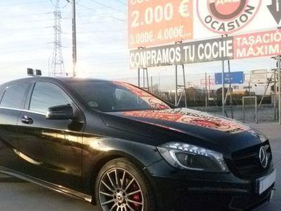 usado Mercedes 180 CDI AMG Line