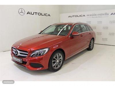brugt Mercedes 220 Clase C C Estate7G Plus