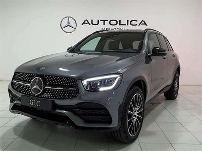 usado Mercedes GLC300 de 4MATIC