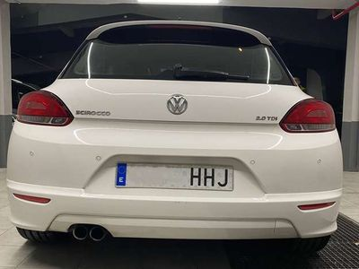 usado VW Scirocco 2.0TDI 170