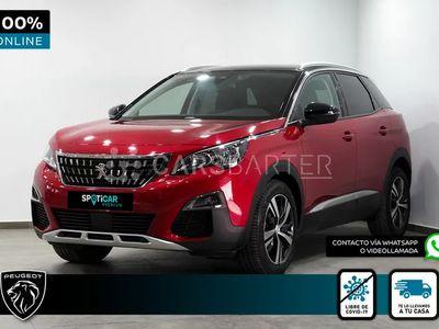 usado Peugeot 3008 1.6 S&s Puretech Allure Eat8 180 180 cv en Alicante