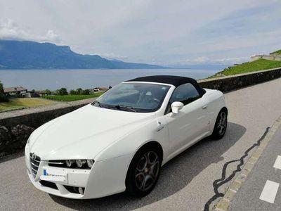 usado Alfa Romeo Spider 2.0JTDm