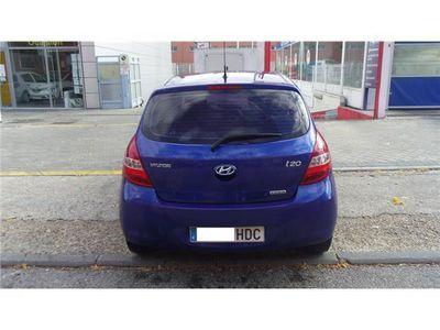 usado Hyundai i20 i201.4 CRDI GL PBT Comfort AA ESP, 75cv, 5p