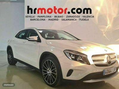 usado Mercedes GLA200 GLAd AMG Line