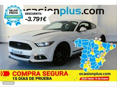 usado Ford Mustang GT Mustang 5.0 TiVCT V8 307kW A.Fast.