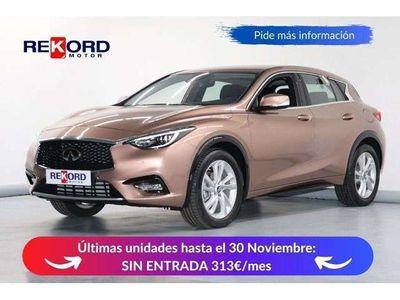usado Infiniti Q30 1.6tc Premium 7DCT 156cv AUTOMÁTICO-4X2- NAVI