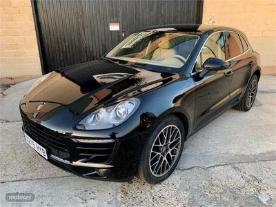 brugt Porsche Macan S Diesel