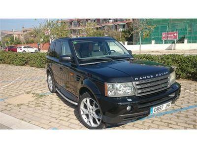 brugt Land Rover Range Rover Sport 2.7TDV6 HSE HSE