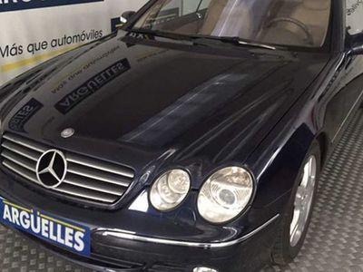 usado Mercedes CL500 Único Propietario