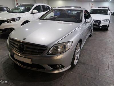 usado Mercedes CL500 Clase CL