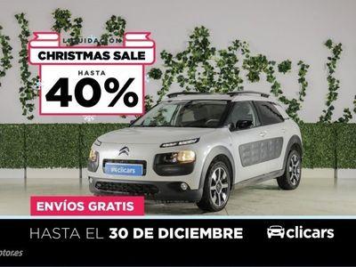 usado Citroën C4 Cactus BlueHDi 100 ETG6 Shine Edition