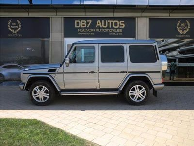 usado Mercedes G350 350BlueTec Largo