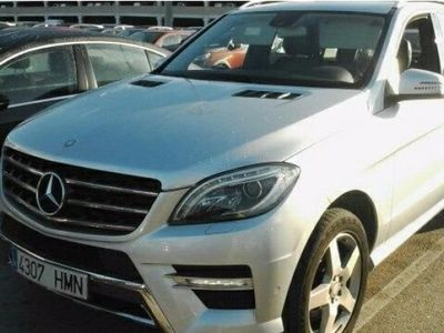 usado Mercedes ML350 258CV año 2013 90000 KM