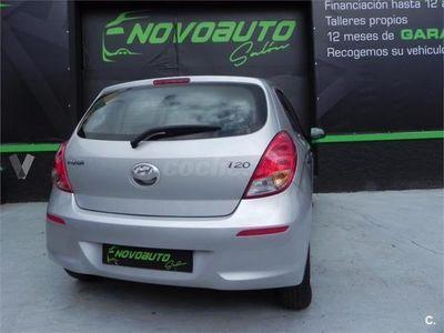 usado Hyundai i20 1.4 Mpi Go Plus 5p. -14