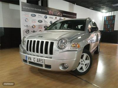usado Jeep Compass 2.2 CRD Limited 4x4 163 CV