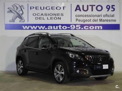 usado Peugeot 2008 Allure 1.6 Bluehdi 73kw 100cv 5p. -16