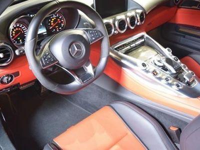 usado Mercedes AMG GT año 2016 6500 KM