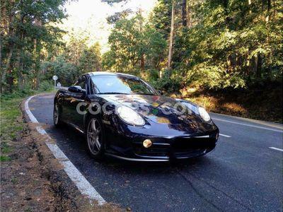 usado Porsche Cayman S 295 cv en Madrid
