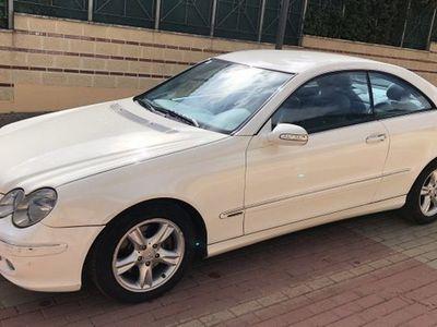 usado Mercedes CLK270 ClaseCDI