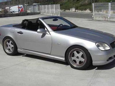 usado Mercedes 230 -benz Slk K Amg