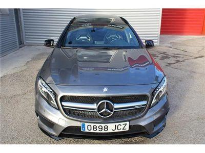 usado Mercedes GLA45 AMG AMG Clase X156 4Matic 360