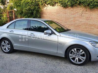 usado Mercedes C200 200CDI BE Avantgarde 7G Plus