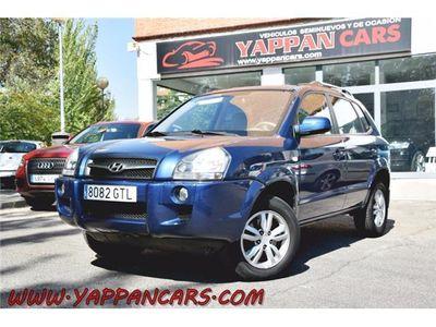 brugt Hyundai Tucson 2.0CRDi Comfort1 4x2 150 Comfort ESP LIBRO NACIONA