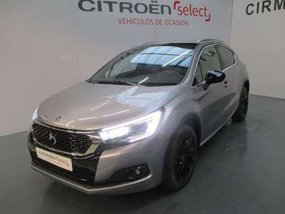 usado DS Automobiles DS4 Crossback 4 1.6 BLUEHDI 88KW (120CV) EAT6 STYLE