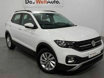 usado VW T-Cross - Advance 1.0 TSI 85 kW (115 CV)