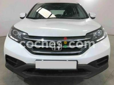 usado Honda CR-V Cr-v2.2i-dtec Elegance 4x4 150 cv en Granada
