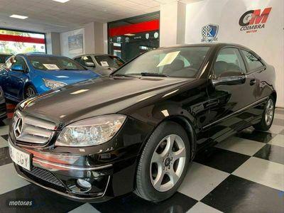usado Mercedes CLC180 Clase CLCK