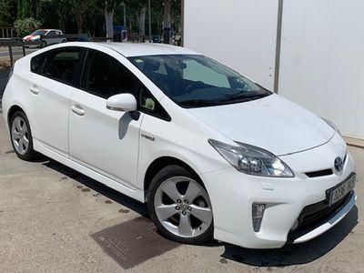 usado Toyota Prius+ Prius1.8 HSD Executive