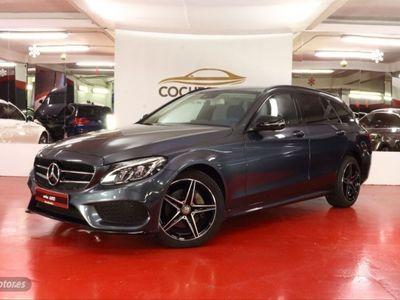 usado Mercedes C220 Clase Cd Sportive AMG Estate
